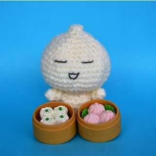 Bao Crochet Amigurumi - From Disney Pixar's Short Bao