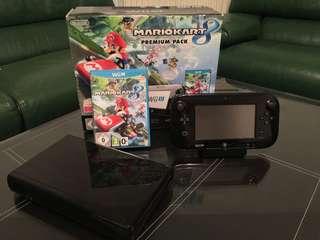 Nintendo Wii U, Mariokart 8 Premium Pack