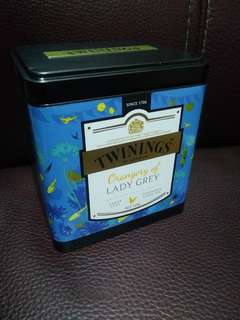 Twinings Orangery of Lady Grey Loose Tea 川寧 香橙女伯爵大葉紅茶