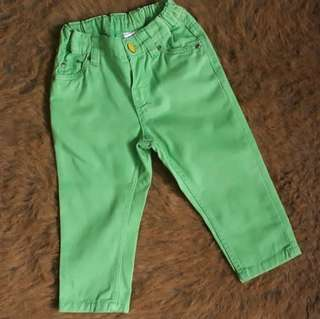 H&M pants up to 12mos.