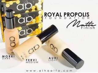 (Instock) Alha Alfa Royal Propolis Foundation
