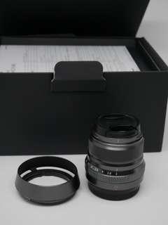 🚚 Fujifilm xf 23mm f2 wr 石墨灰色 稀少釋出
