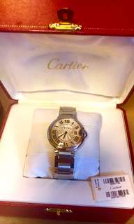 Cartier Balloon Bleu 36mm