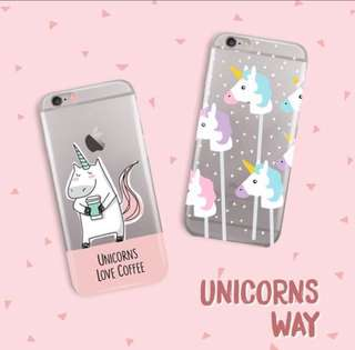 Custom Case#unicornsilovethem