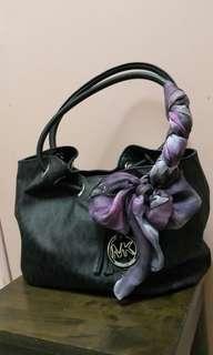 Michael Kors Handbag with Jacquard scarf