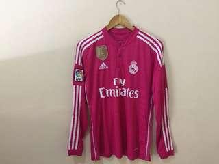 Jersey LS Real Madrid 2014 Away Kroos