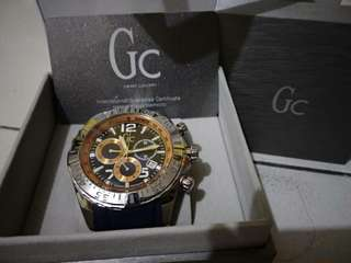 GC Watch for Man Navy Blue