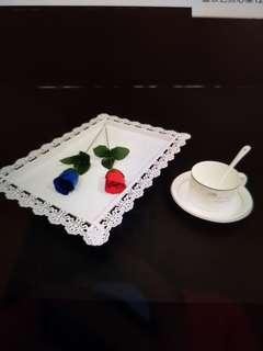 Dessert tray x8 BN!