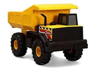 Tonka 93918 Classic Steel Mighty Dump Truck Vehicle Toy