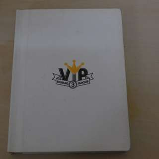 [UNSEALED/COVER SCATCHES/YELLOWISH][READY STOCK]BIGBANG KOREA FANCLUB OFFICIAL DIARY NOTE 1PC; ORIGINAL FR KOREA (PRICE NOT INCLUDE POSTAGE)PLEASE READ DETAILS FOR MORE INFO; POSLAJU:PENINSULAR AREA :RM15/SABAH SARAWAK AREA: RM20