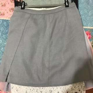 🚚 Pazzo灰色窄裙