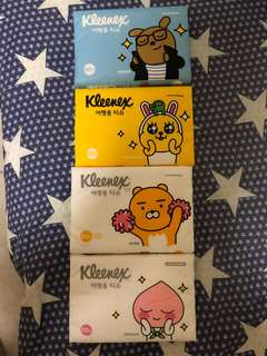 Korea Line Friend Tissue