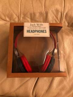 Jack Wills Headphones/ 耳機
