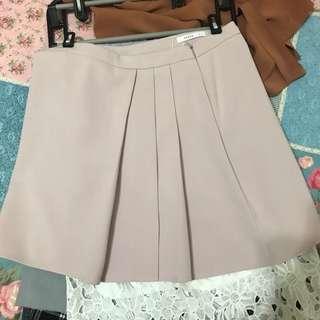 🚚 Pazzo粉色裙子M號