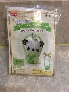 Animal beading kit