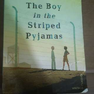Literature Book Boy In The Striped Pyjamas