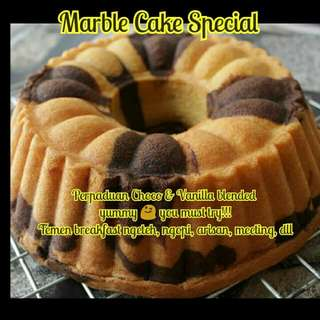 Marble Butter Cake Special