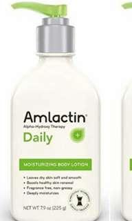 Amlactin daily lotion