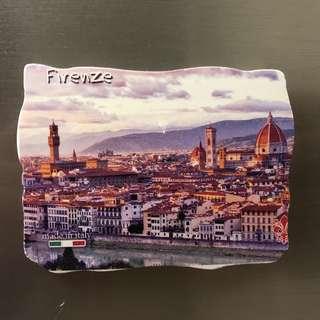🚚 Florence/Firenze Magnet
