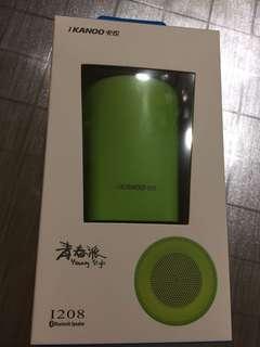 New wireless speaker with mic