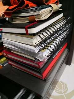 Notebook (2 for 15)