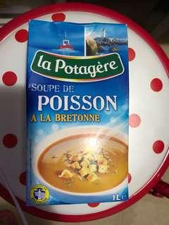 Soups De Poisson A LA BRETONNE, expiry date: 24/08/2018