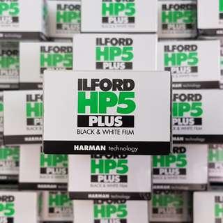 Ilford Hp5 Plus 400 Black and White Super Fresh Film ! Exp Feb 2022