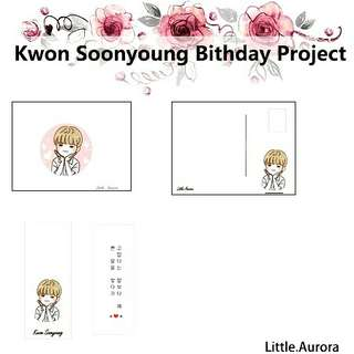 Seventeen Kwon Soonyoung Birthday Project