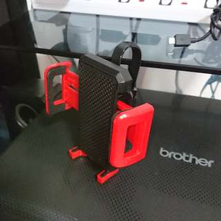 Phone Holder Bicycle Escooter PMD