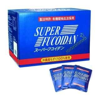 Super Fucoidan褐藻糖膠精華液