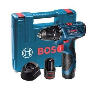 🚚 [SALE] BOSCH Cordless Drill