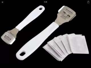 🚚 Fondant Cutter dry skin remover cutter