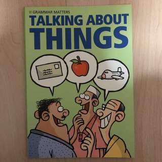Grammar Matters: Talking About Things by RELC
