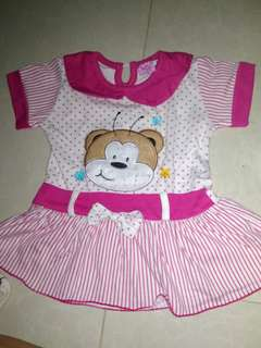 Dress anak 1th