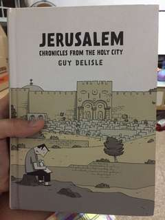 Jerusalem: Chronicles from Holy City by Guy Delise