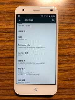 Taiwan mobile X6 16g