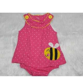 Carter's onesie for baby girls