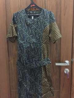 Batik Keris's dress
