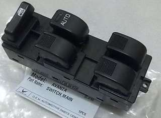 AVANZA POWER WINDOW MAIN SWITCH