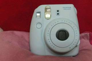 Instax 8 warna blue
