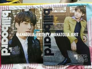 [WTS] BTS Billboard magazine