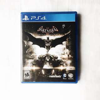 [PS4] Batman Arkham Knight