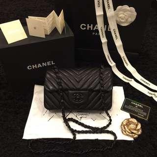 Chanel Mini Rectangular (SUPER PREMIUM GRADE)