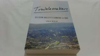 New copy Troublemakers by Leslie Berlin