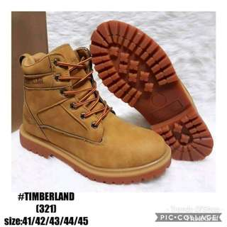 MENS CATERPiLLAR TiMBERLAND CODE #321 BOOTS HiGHCUT