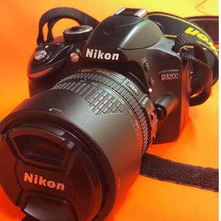 Nikon D3200 數碼單鏡反光相機