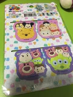 迪士尼勞蘇三眼仔Pooh磁石夾