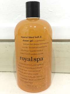 Royalspa Shower Gel