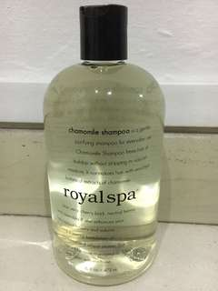 Royalspa Chamomile Shampoo
