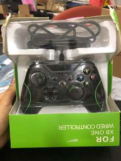 404• XB one wired controller